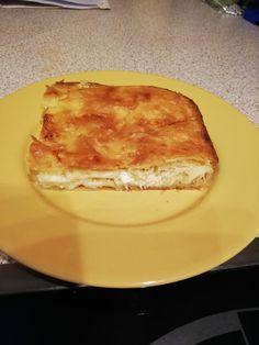 """Νόστιμη συνταγή μαγειρικής από """"Nasia Kasapi-ΑΓΑΠΑΜΕ ΜΑΓΕΙΡΙΚΗ!!!!! ΑΓΑΠΑΜΕ ΖΑΧΑΡΟΠΛΑΣΤΙΚΗ!!!!!!"""" ΥΛΙΚΑ - ΕΚΤΕΛΕΣΗ Τα φύλλα είναι έτοιμα το φρέσκο το χωριάτικο τετράγωνο των ψάχνων φτιάχνουμε ένα μείγμα για να αλείψουμε τα φύλλα τα έτοιμα γιατί Quiche, Pancakes, French Toast, Food And Drink, Pie, Cooking Recipes, Herbs, Breakfast, Desserts"""