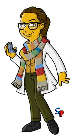 Springfield Punx: Doctor Who's Osgood