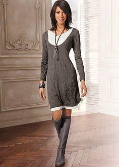 dress .. boots