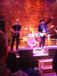 Blues Enthused: Marcus Malone - The Caves, Edinburgh, 27 November