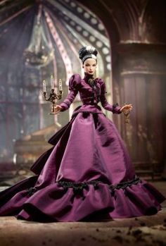 Haunted Beauty Mistress of the Manor™ Barbie® Doll | The Barbie Collection