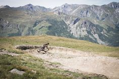 Anyone who claims they like mountain biking is clearly lying...