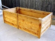 These are probably what we need...    From Plan:  Raised Cedar Beds  Estimated Cost:  it's been a while  Estimated Time Investment:  An Hour or Two (0-2 Hours)  Required Skill Level:  Starter Project  Type of Wood:  cheap cedar fence boards  Finish Used:  none