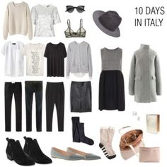 10 Days in Rome, Italy