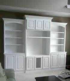 Doug Bolt Woodworking: Built-In Bookcase and matching ...