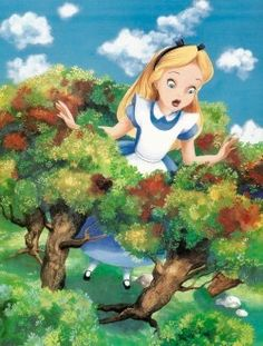 ALICE IN WONDERLAND BY FRANC MATEU AND HOLLY HANNON