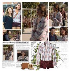 """Shelley Hennig as Malia Tate/ Hale. {Teen Wolf - 5.02 Parasomnia}"" by albacampbell ❤ liked on Polyvore"