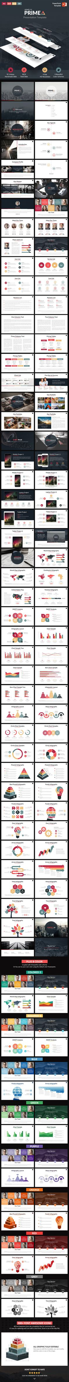 Primea - PowerPoint Presentation Template #Design #Powerpoint #Template Download Here : http://graphicriver.net/item/primea-powerpoint-presentation-template/11828976?utm_source=sharepi?ref=Pan_Design