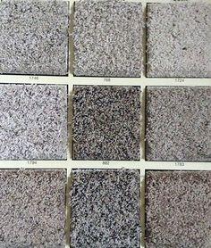 Gray Carpet Swatches