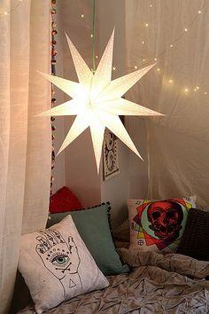 Magical Thinking Star Paper Lantern