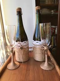 Картинки по запросу украшение бутылки в стиле рустик   Свадьба в 2019 г.    Wedding и Ideas 4c4e6690593