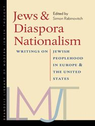 Jewish intellectuals spent a great deal of time discussing the idea of peoplehood during the late nineteenth and early twentieth centuries.