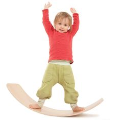Balance-Board & creative wooden toy das brett by TicToys, made in Germany, discover now! With pictures, productinfos & where to buy + CONTACT to the toy manufacturer. Sustainable Forestry, Free Catalogs, Pet Water Fountain, Balance Board, Natural Toys, Toy Craft, Wooden Toys, Kids Toys, Children