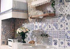 Image result for inspirace koupelny retro
