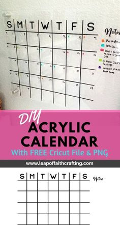 Monthly Calendar Amp Weekly Menu Download Includes Pdf