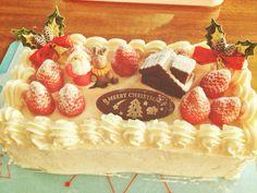 スイーツ:クリスマスケーキ