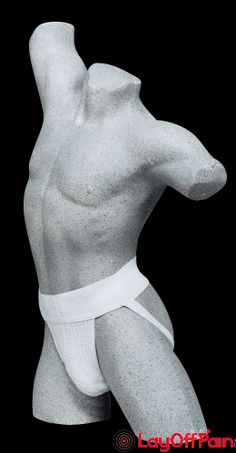 Cardinal Health - 4914941 - 4915138 - Leader Athletic Supporter, White, X-Large Athletic Supporter, Health, Health Care, Salud