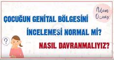 Çocuğun genital bölgesini incelemesi normal mi? Parenting, Personal Care, Children, Health, Amigurumi, Young Children, Boys, Health Care, Personal Hygiene