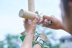 モクタンカン:森林と「単管システム」が生み出すやさしい素材/CIRCLE of DIY Vol.28 - DIYer(s)