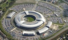 GCHQ mass internet surveillance was unlawful, rules court Access to intercepted information obtained by the NSA breached human rights laws, according to the Investigative Powers Tribunal St. James Park, Manchester, Cyber Warfare, Paris Attack, Right To Privacy, Edward Snowden, Restaurant, Surveillance System, Data Collection