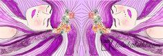 digital5 Lola Kabuki  #love #art #watercolor #paintings #illustration
