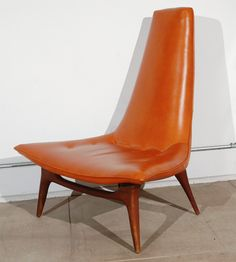 Anonymous; Lounge Chair by Karpen Furniture, 1950s/60s.