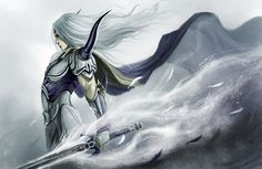 Final Fantasy IV - Cecil by *Coliandre on deviantART