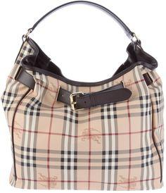 BURBERRY Hobo Bag