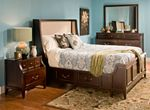 Keaton 4-pc. Queen Platform Bedroom Set w/ 2-sd. Storage Bed | Bedroom Sets | Raymour and Flanigan Furniture & Mattresses