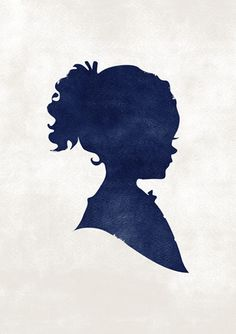 I love these old silhouettes. In gonna figure out something...