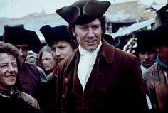 Robin Ellis as Ross Poldark - Poldark, mini-series, BBC, 1975-1977