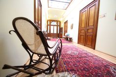 200 years old swinging chair. Swinging Chair, Furniture, Home Decor, Decoration Home, Room Decor, Home Furnishings, Home Interior Design, Sun Lounger, Home Decoration
