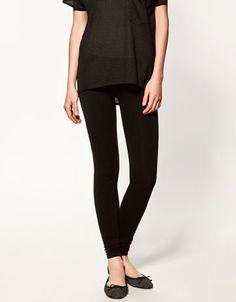 Basic leggings by Zara