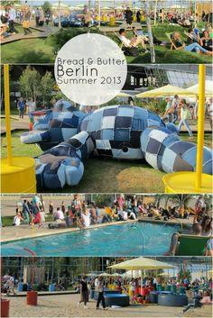 Mode Mittwoch : Berlin im Modefieber Bread & Butter Berlin Summer 2013
