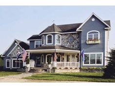 Victorian House Plan with 1936 Square Feet and 3 Bedrooms(s) from Dream Home Source | House Plan Code DHSW42035