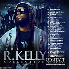 The R.Kelly Collection Special Edition R&B Mix CD Compilation