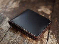 Wallet by Hollows Leather.