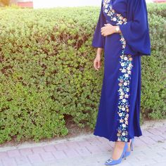 "1,312 Likes, 95 Comments - Nawal AL Balushi (@flooosha) on Instagram: ""Abaya by @nuraidesign  #floooshaabayastyle"""