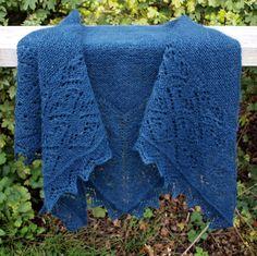 shawl Coeur de Lion