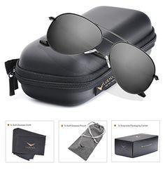[$13.59 save 85%] Amazon #LightningDeal 70% claimed: LUENX Aviator Sunglasses Polarized for Men Women with Sun G... #LavaHot http://www.lavahotdeals.com/us/cheap/amazon-lightningdeal-70-claimed-luenx-aviator-sunglasses-polarized/169144?utm_source=pinterest&utm_medium=rss&utm_campaign=at_lavahotdealsus