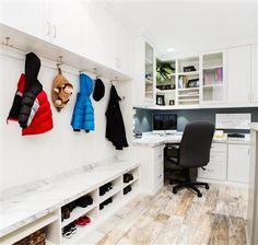 Top Shelf Design Awards #office  ||  ClosetsDaily.com
