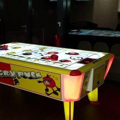 Jakar Angry Puck léghoki asztal