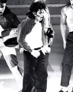 The Most Unforgettable Grammys Performances of All Time - Michael Jackson, 1988 from InStyle.com