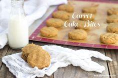 Carrot Cake Bites | The Paleo Mom