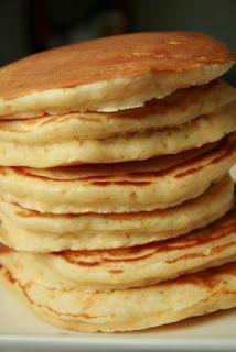 I bake what I like: Pancakesfluffy pancakes