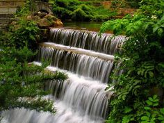 We love Greece - Discover the place where myths join reality Macedonia Greece, Paphos, Beautiful Landscapes, Mists, World, Places, Nature, Waterfalls, Outdoor