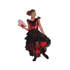 The Designer Spanish Dancer Girls Costume is the best 2018 Halloween costume for you to get! Everyone will love this Girls costume that you picked up from Wholesale Halloween Costumes! Halloween Costumes For Girls, Cool Costumes, Dance Costumes, Costume Halloween, Baby Costumes, Halloween Night, Halloween Forum, Halloween 2016, Halloween Stuff