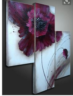 40 Elegant Abstract Painting Ideas For Inspiration Like the idea of asymmetrical multi canvas presentation. The smoky edges give great character Abstract Canvas, Canvas Art, Painting Abstract, Multi Canvas Painting, Painting Art, Texture Painting On Canvas, Acrylic Painting Inspiration, Summer Painting, Painting Walls