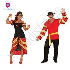 Disfraces para grupos Rumberos En mercadisfraces tu tienda de disfraces online, aquí podrás comprar tus disfraces para Carnaval o cualquier fiesta temática. Para mas info contacta con nosotros http://mercadisfraces.es/disfraces-para-grupos/?p=7