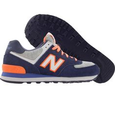 New Balance Womens WL574HNG New Balance Outfit, New Balance Trainers,  Rubber Shoes, New 59f5534ae719